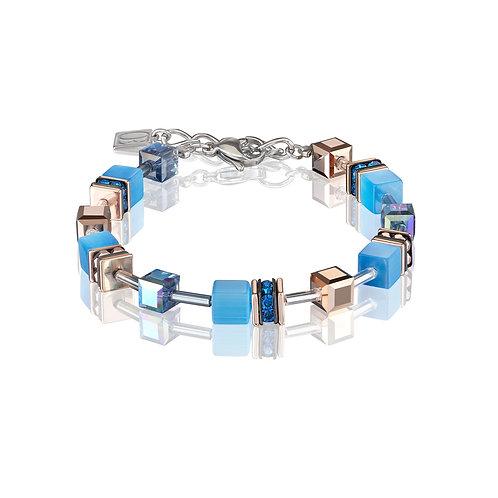 GeoCUBE® Armband Blau 4016300700