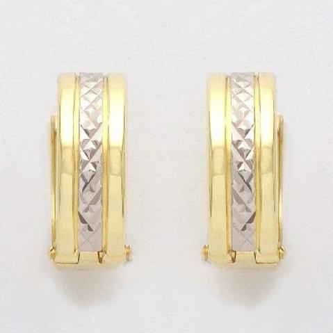 CR32 SCHNEIDER BASICS Creolen Gold