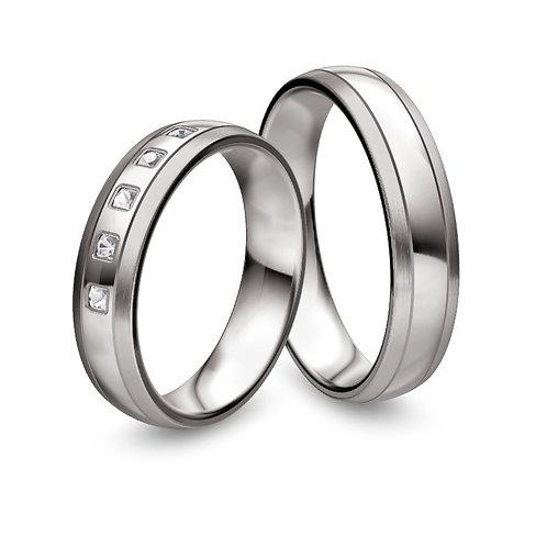 CR Ruesch Ringe Premium W-Gold 050