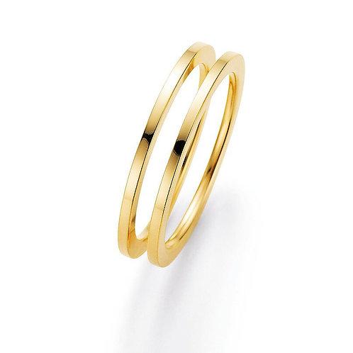 CR Ruesch Ring Gelbgold 011 Eheringe