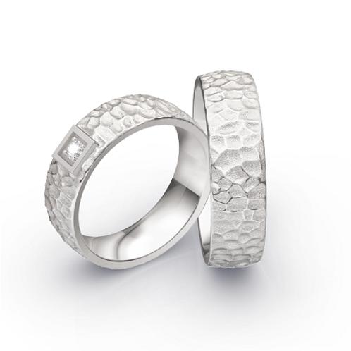 CR Ruesch Ringe Solid X WG 055/055