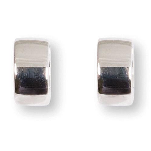 Basis-Creole Mila Silber Rhodiniert  C152001
