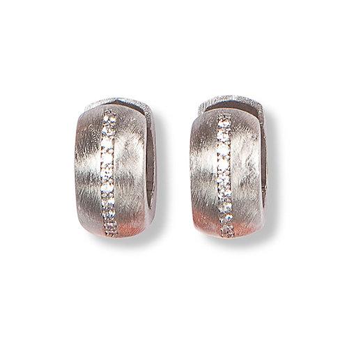 Basis-Creole Lola Silber Rhodiniert C147809000000