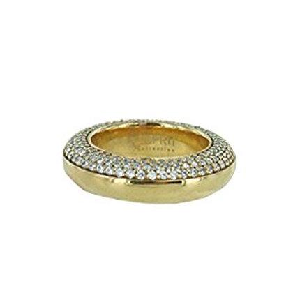 ESPRIT PERIMAGNA GLANCE GOLD RING