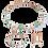 Thumbnail: Armband GeoCUBE® big Edelsteine, Swarovski® Kristalle & Edelstahl roségold grün-