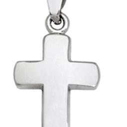 Kreuz glänzend