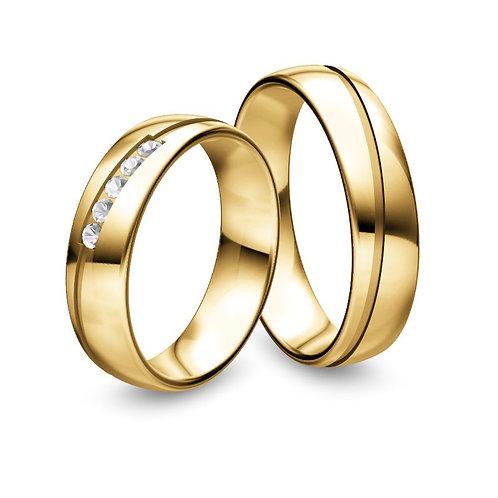 CR Ruesch Ringe Premium G-Gold 055