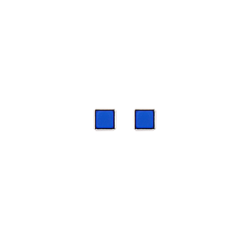 Coeur de Lion Ohrstecker Polaris Blau 0021210700