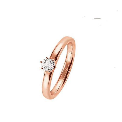 TR1982 THOMAS SABO Ring Rosévergoldet