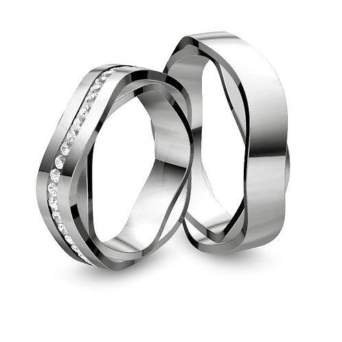 CR Ruesch Ringe Premium Platin 060