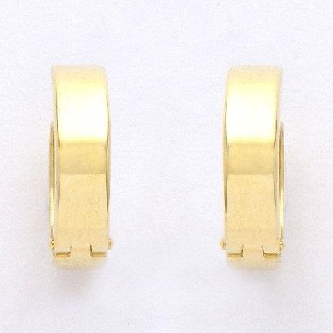 CR24 SCHNEIDER BASICS Creolen Gold