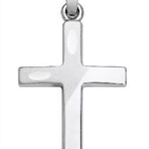 Kreuz glatt