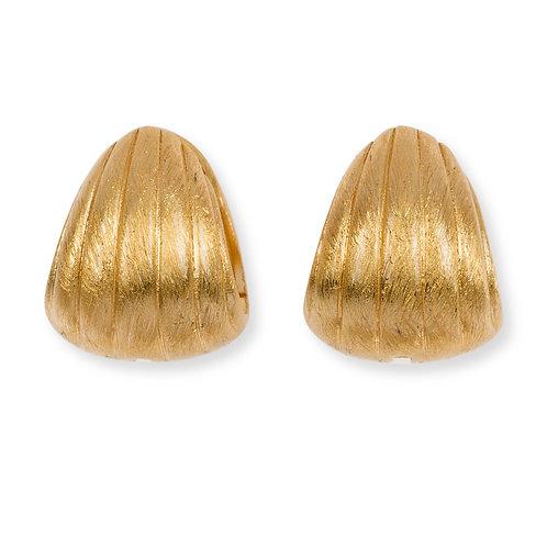 Basis-Creole Lisa Silber Gelbvergoldet C1508080000