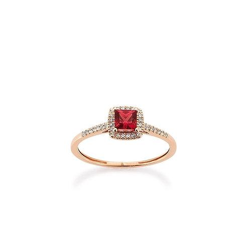 Palido Ring Roségold Diamanten K11623R