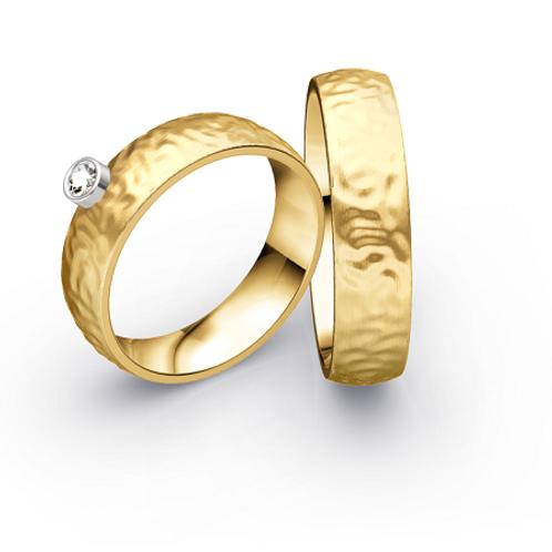 CR Ruesch Ringe Solid X GG 055/055