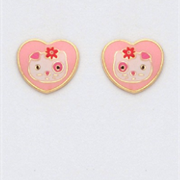 585-OST Kätzchen rosa