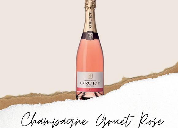 Champagne Gruet Rosé