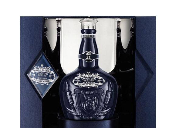Chivas Regal Whisky Royal Salute Diamond Jubilee