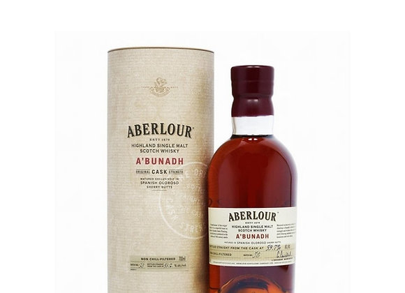 Aberlour A´Bunadh