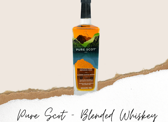 Pure Scot Blended Scotch Whiskey