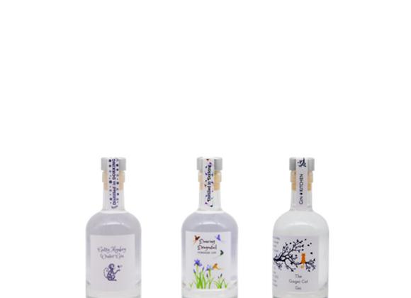 Gin Kitchen 3-er Geschenksverpackung