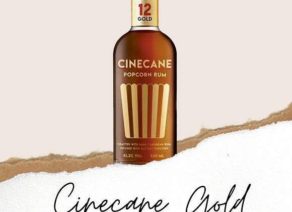Cinecane Gold - Popcorn Rum