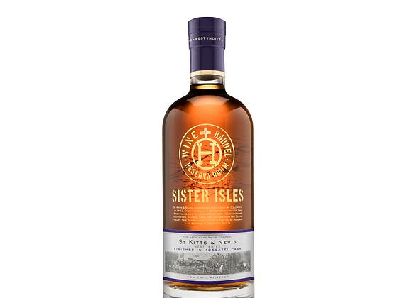 Sister Isles Moscatel Rhum