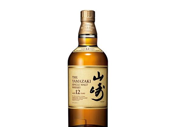 Yamazaki - Rarität 12 years Japanese Single Malt Whisky