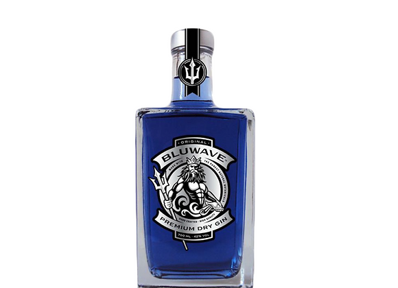 Blue Wave Gin