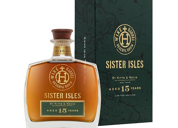 Sister Isles Rum - 15Y
