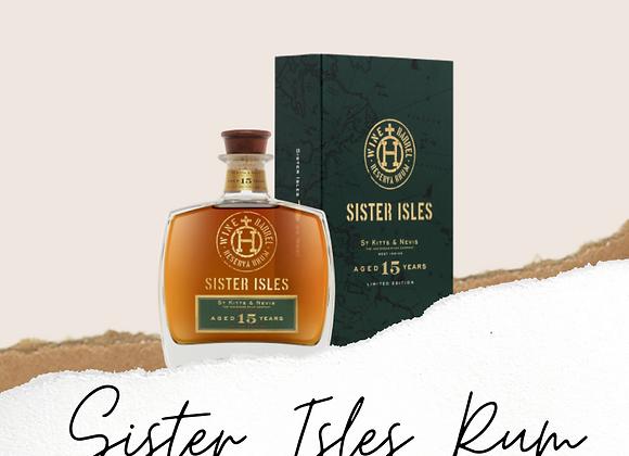 15 years Rum - Sister Isles