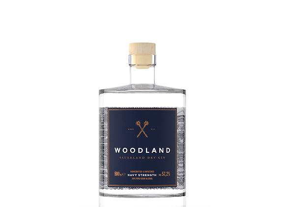Woodland Navy Strength