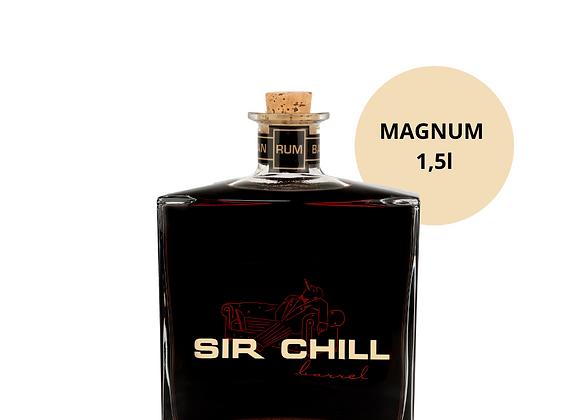 Sir Chill Barrell Rum Magnum 1,5l