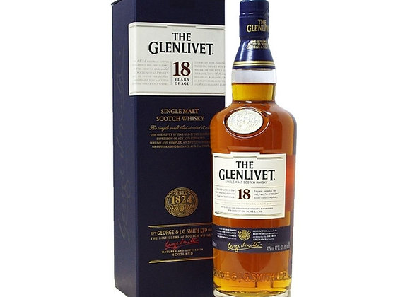 The Glenlivet 18Y