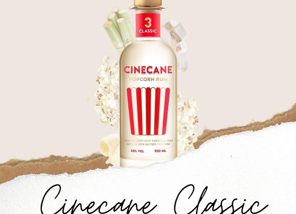 Cinecane Classic - Popcorn Rum