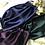Thumbnail: Silk face masks, Jewel colours
