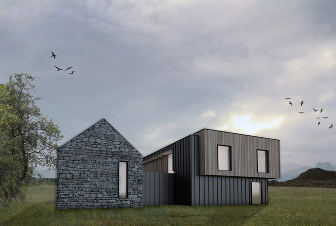 New Dwelling Anglesey