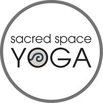 Sacred Space Yoga Logo