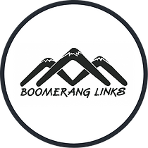 Boomerang Links Golf Course Logo