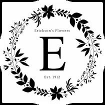 Erickson's Flowers Logo