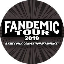 Fandemic Tour 2019 Logo