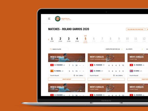 Roland Garros AI Journalism