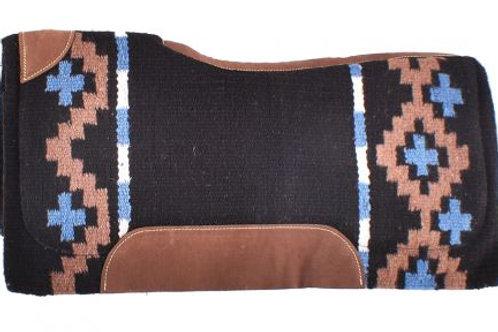 Black/Brown/Blue Pad
