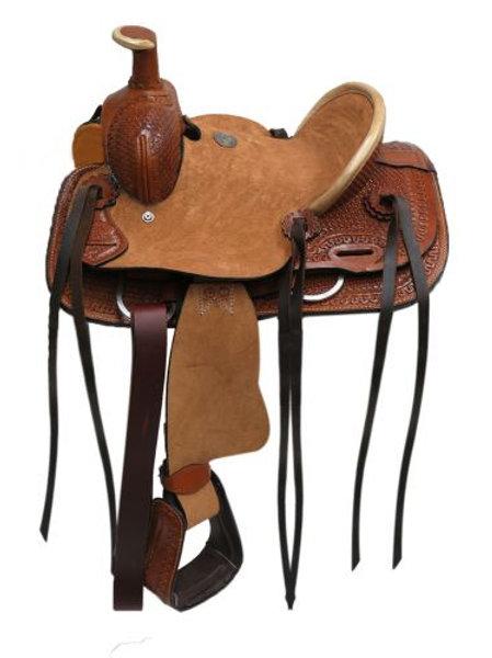 """10"""" Buckaroo Saddle"""