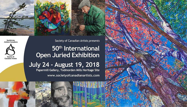 SCA 50th Open Juried Exhibition