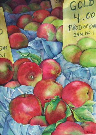 Market Apples