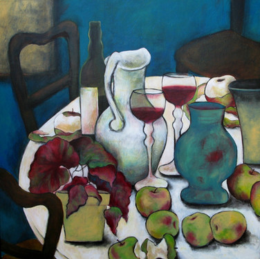 Red Wine with Apples.JPG