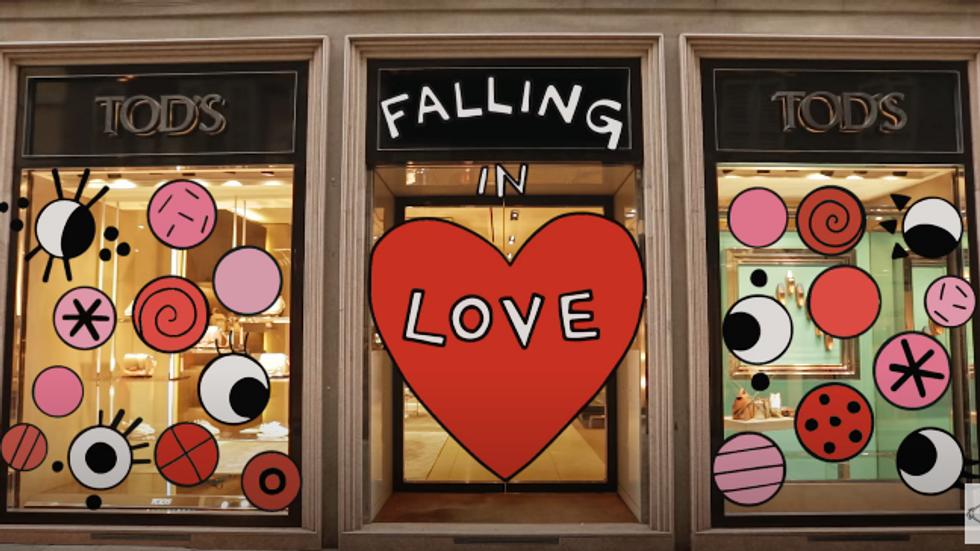 TOD'S - FALLING IN LOVE