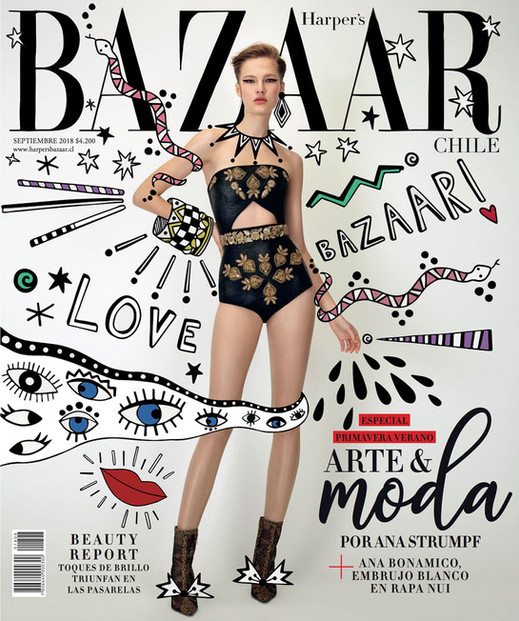 BAZAAR CHILE | 2018