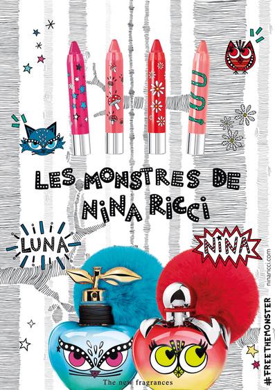 NINA RICCI - MONSTERS | 2018